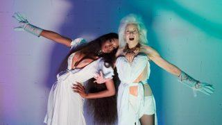 Наоми Кэмпбелл снялась для рекламной кампании Vivienne Westwood-320x180