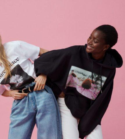 H&M и Хелена Кристенсен объявили о запуске совместной капсульной коллекции-430x480