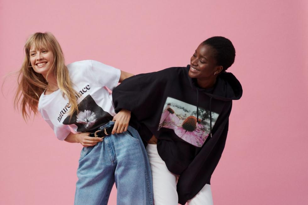H&M и Хелена Кристенсен объявили о запуске совместной капсульной коллекции-Фото 1