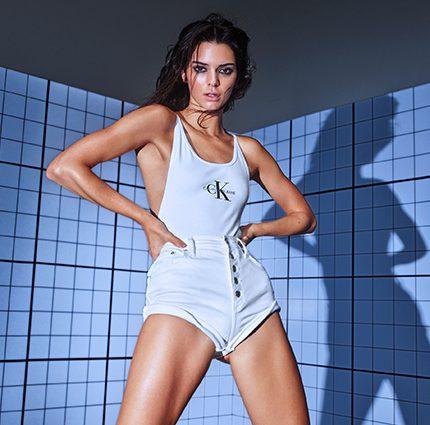 Кендалл Дженнер и Джастин Бибер стали главными героями нового кампейна  Calvin Klein-430x480