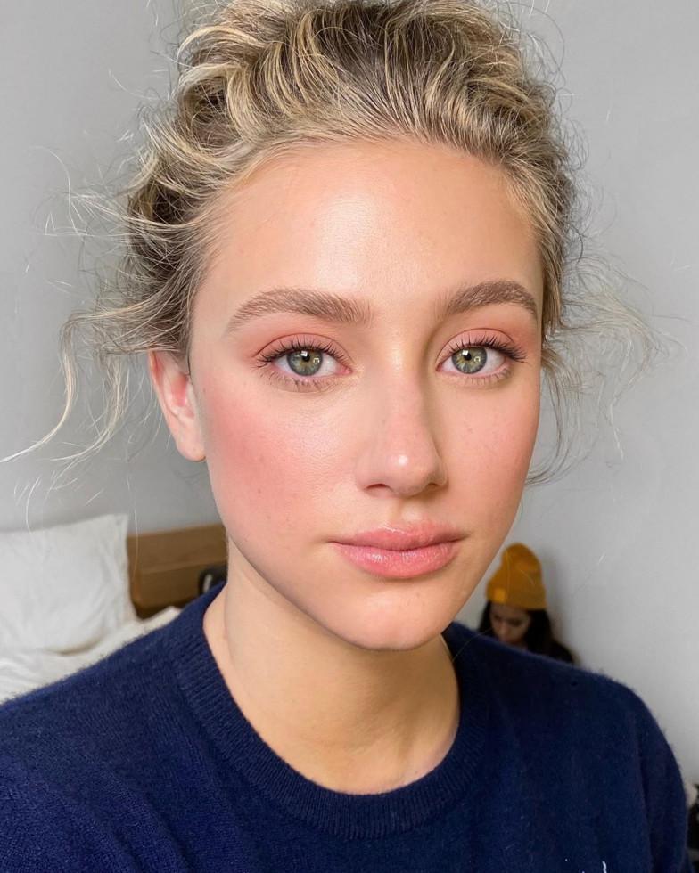 пастельный макияж 2020