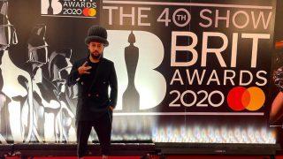 MONATIK стал приглашенным гостем мировой премии «BRIT Awards 2020»-320x180