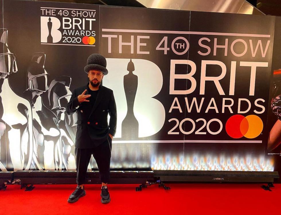 MONATIK стал приглашенным гостем мировой премии «BRIT Awards 2020»-Фото 1