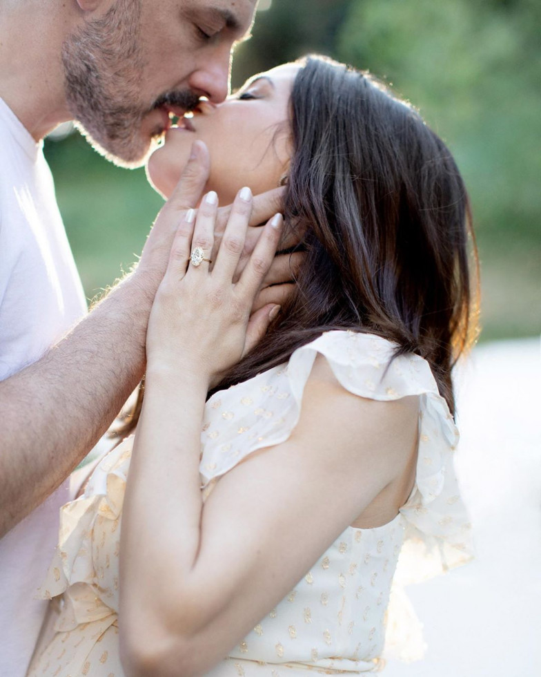 Дженна Деван объявила о помолвке с актером Стивом Кази-Фото 2