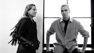Раф Симонс присоединился к Prada в качестве второго креативного директора