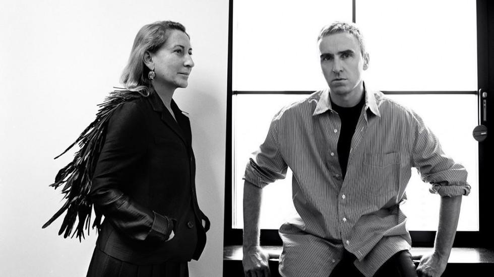 Раф Симонс присоединился к Prada в качестве второго креативного директора-Фото 1