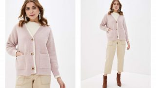 #MCLikes: сиреневый кардиган Fresh Cotton-320x180