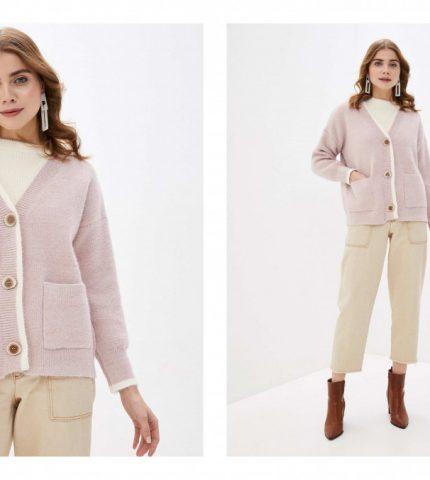 #MCLikes: сиреневый кардиган Fresh Cotton-430x480