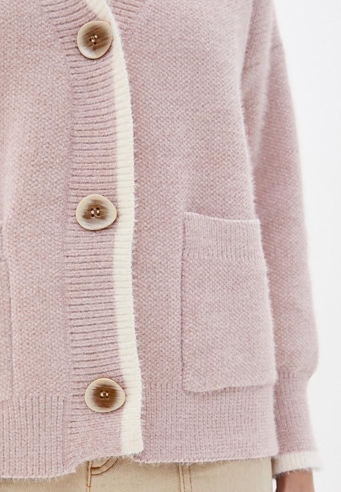 #MCLikes: сиреневый кардиган Fresh Cotton-Фото 2