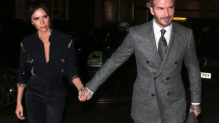 Виктория Бекхэм поделилась архивным романтичным видео с мужем-320x180