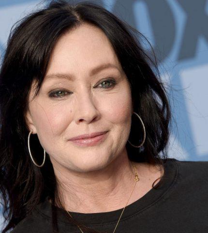 Актрисе Шеннен Доэрти диагностировали четвертую стадию рака-430x480