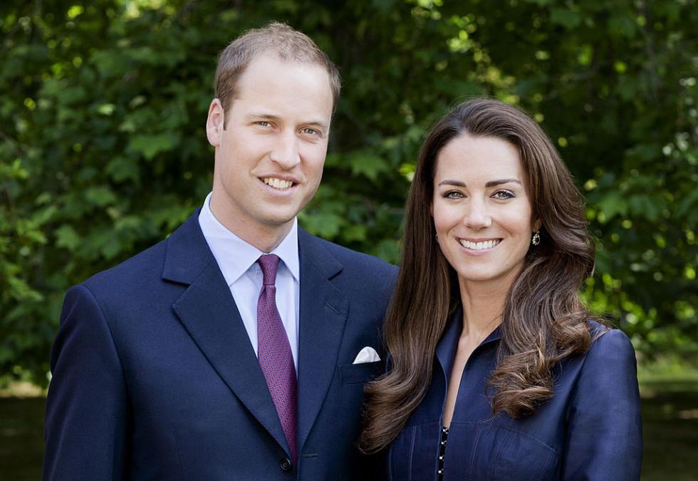 Кейт Миддлтон и принц Уильям: королевская история любви-Фото 1