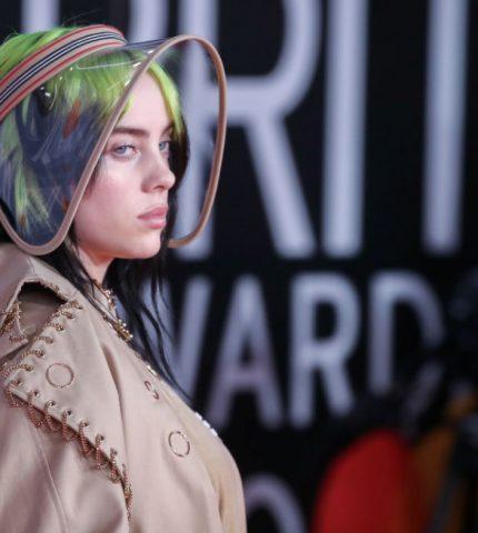 В Лондоне прошла церемония награждения Brit Awards 2020-430x480