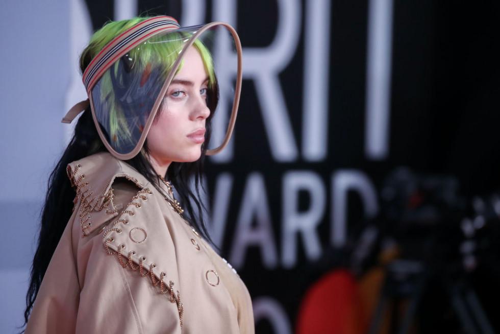 В Лондоне прошла церемония награждения Brit Awards 2020-Фото 1