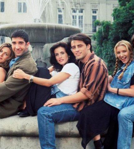 Актеры сериала «Друзья» все-таки снимутся в спецвыпуске сериала-430x480