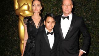 Брэд Питт не посетил премию BAFTA из-за сына Мэддокса-320x180