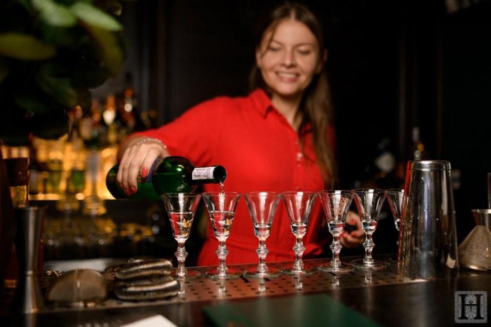 Hendricks bar киев