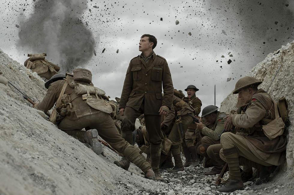 «1917», «Джокер» и «Паразиты»: все победители премии BAFTA-2020-Фото 1