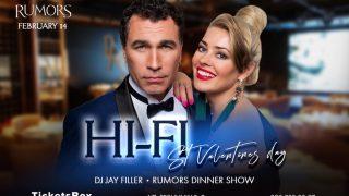 Концерт легендарной группы Hi-Fi пройдет в ресторане Rumors-320x180