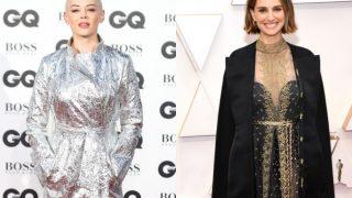 Роуз Макгоуэн обвинила Натали Портман в лицемерии из-за наряда на «Оскаре»-320x180