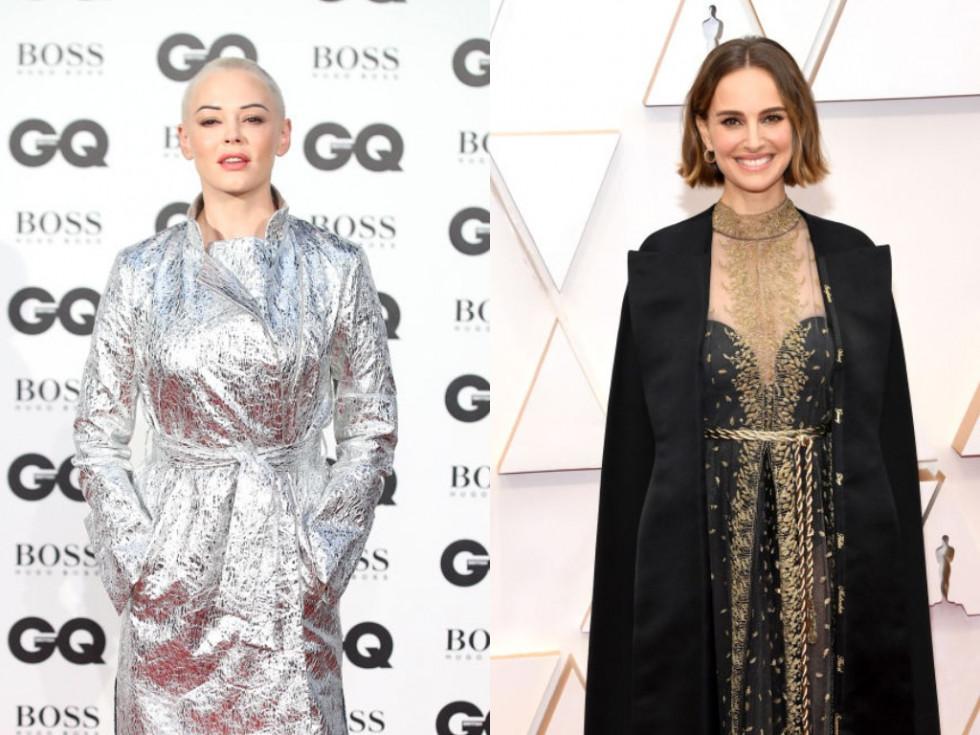 Роуз Макгоуэн обвинила Натали Портман в лицемерии из-за наряда на «Оскаре»-Фото 1