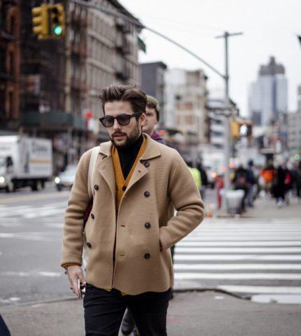Как одеваются гости Недели моды в Нью-Йорке-430x480