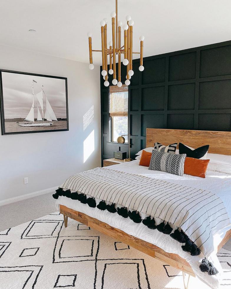 4 тренда в декоре спальни-Фото 1