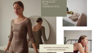 На зависть Ким: как украинки запустили бренд минималистичной спортивной одежды-320x180