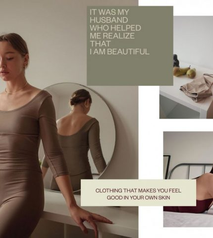 На зависть Ким: как украинки запустили бренд минималистичной спортивной одежды-430x480