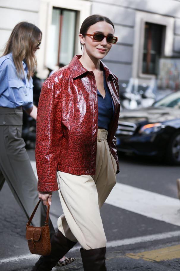 Неделя моды в Милане: street style (часть 2)-Фото 1
