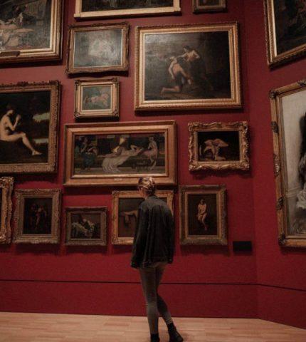 Хрупкое искусство: что произойдет, если случайно уничтожить экспонат в музее-430x480