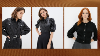 Ода черному: как носить классический цвет весной?-320x180