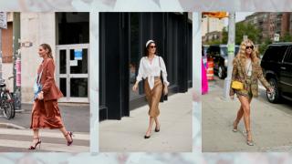 Плиссированные, атласные, асимметричные — самые желанные юбки весны-320x180
