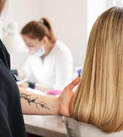 Три салонных процедуры, после которых ваши волосы будут чувствовать себя «живыми»-430x480