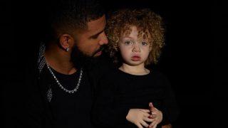 Дрейк впервые опубликовал фотографии двухлетнего сына-320x180