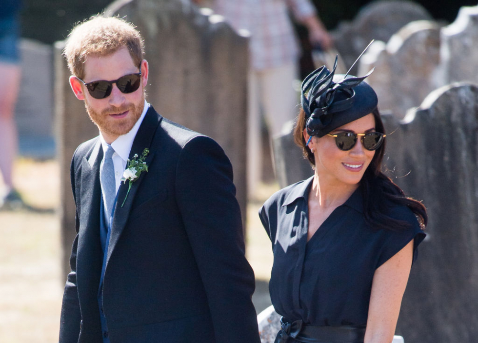 Меган Маркл и принц Гарри проведут летние каникулы с королевой Елизаветой II-Фото 1
