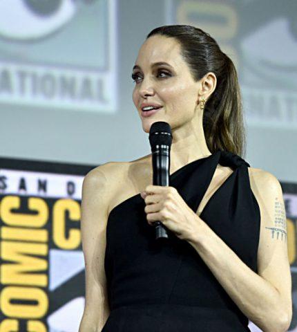 Анджелина Джоли рассказала об операциях дочерей-430x480