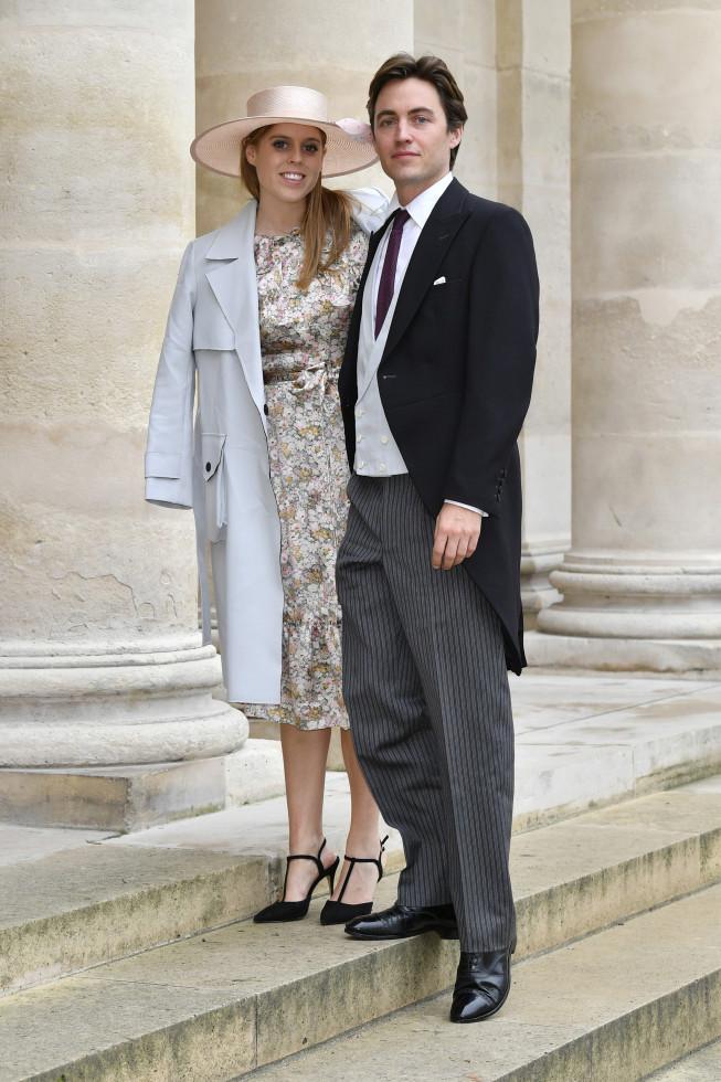Свадьба принцессы Беатрис может быть отменена из-за эпидемии коронавируса-Фото 1