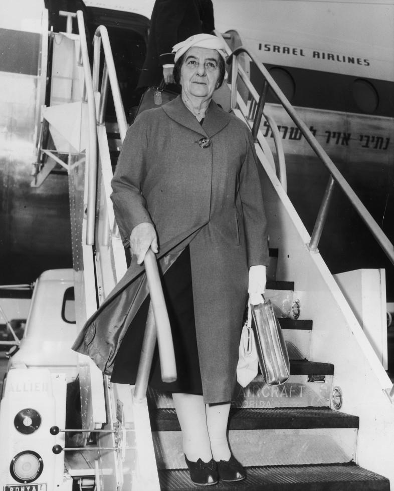 «Ґолда»: 7 фактів про одну з найвпливовіших жінок у новітній історії-Фото 4