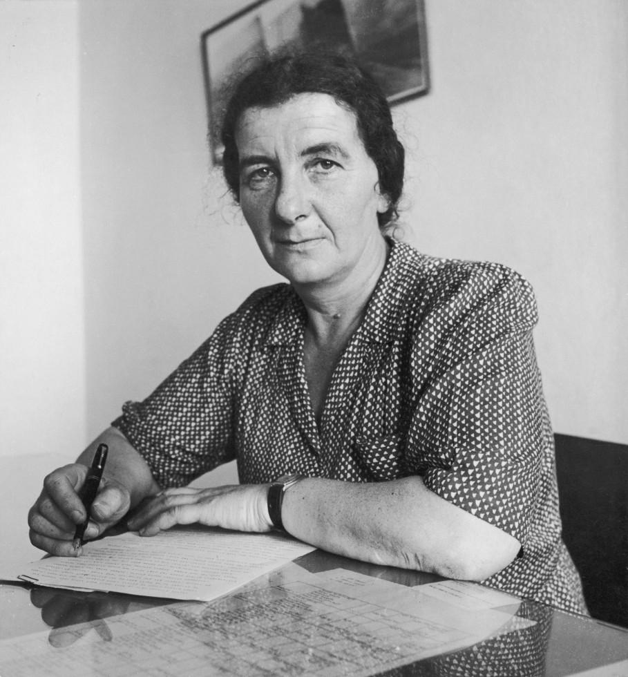 «Ґолда»: 7 фактів про одну з найвпливовіших жінок у новітній історії-Фото 3
