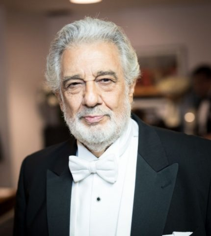 Оперного певца Пласидо Доминго выписали из больницы после лечения коронавируса-430x480