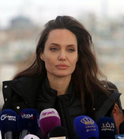 Анджелина Джоли передаст 1 миллион долларов на борьбу с голодом среди детей, страдающих от пандемии-430x480