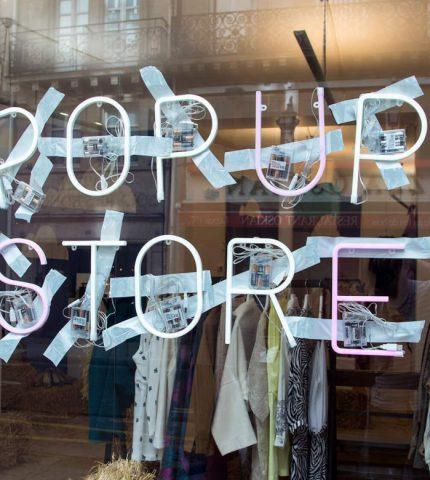 Знай наших: как прошло открытие Pop-up Store украинских брендов в Париже-430x480