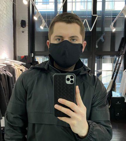 Украинский бренд Wildwood заявил о выпуске защитных масок-430x480