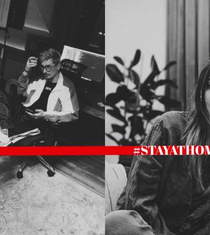 #STAYATHOME: группа Время и Стекло-430x480
