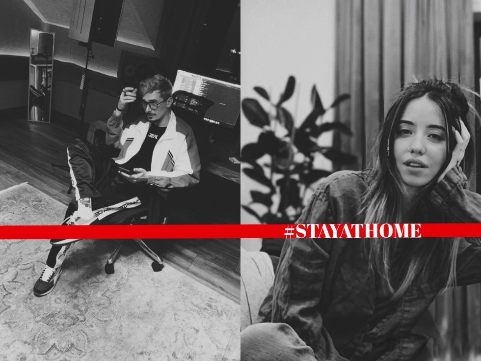 #STAYATHOME: группа Время и Стекло-Фото 1