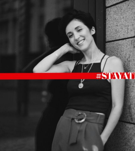 #STAYATHOME: Анна Завальская-430x480