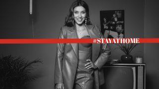 #STAYATHOME: Регина Тодоренко-320x180