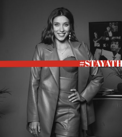 #STAYATHOME: Регина Тодоренко-430x480