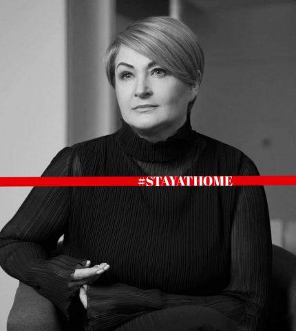 #STAYATHOME: Ірина Данилевська-430x480